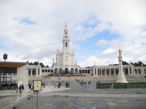 The Shrine at Fatima
