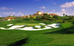 Algarve Golf: New golf course in Silves