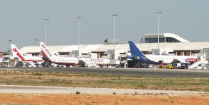 Faro Airport kiss and fly drop off stems controversy