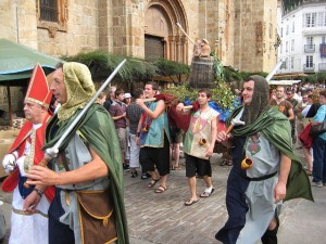 Feira Medieval in Silves 2015 Report