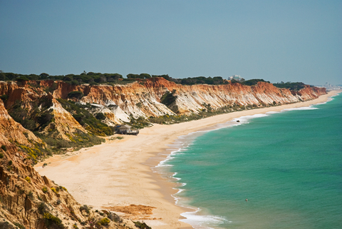 "Algarve nominated for ""Leading Beach Destiantion"""