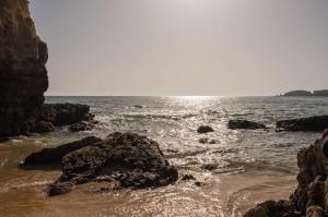 Sonnenuntergang-Algarve-im-Herbst