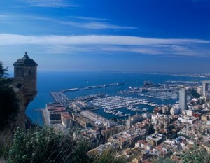 Costa Blanca travel destination photo
