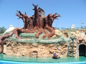Things to do in the Algarve: Zoomarine Algarve Park, Portugal